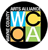 Wayne County Art Alliance Logo