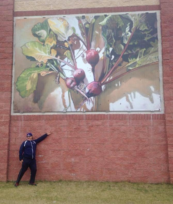 The Great Wall of Honesdale – Wayne County Art Alliance