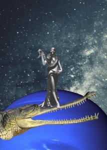 John Robinson - Reptilian Invasion from Uranus